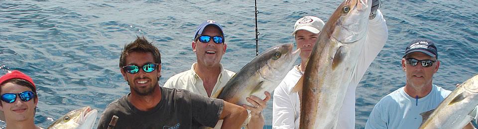 Destin florida family fishing private charter boat fishing for Destin florida fishing trips
